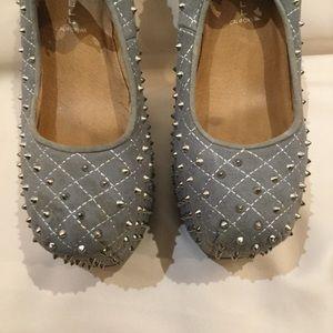 Jeffrey Campbell Shoes - JEFFERY CAMPBELL heeless PLATFORM MARYJANE sz8.5